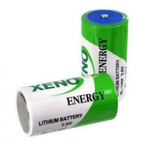 Xeno] XL-140F 3.6V Lithium Battery