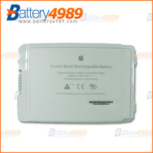 "[APPLE]iBook 12""G3/G4 A1061/A1008/m8433/M8861/M9337정품배터리"