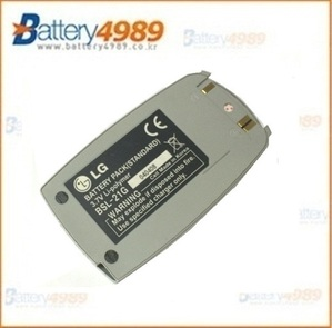 [리튬폴리머 배터리]LG BSL-21G 3.7v700mAh/3.7v 700mAh/ G7100/CELL PHONE BATTERY/LI-Polymer